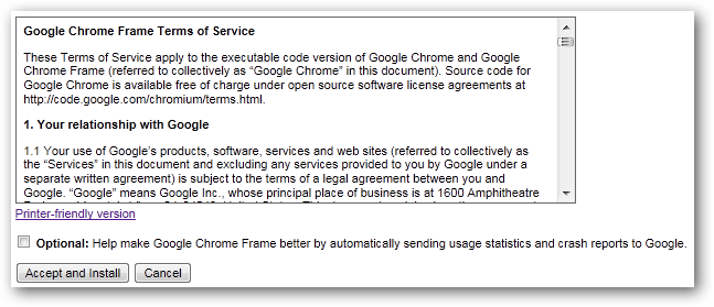 chrome frame - disclaimer (2)