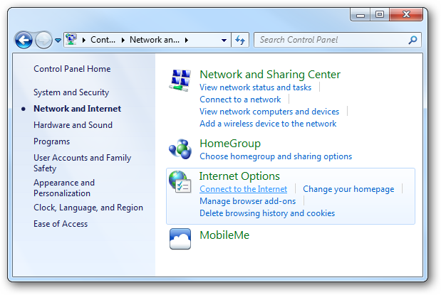(5) network and internet
