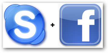 Facebook Partnered with Skype