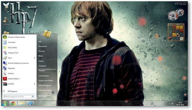 Harry Potter - The Deathly Hallows Part 2 Wallpaper 06 - TechNorms