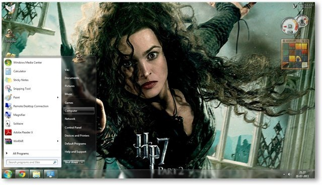 Harry Potter - The Deathly Hallows Part 2 Wallpaper 10 - TechNorms
