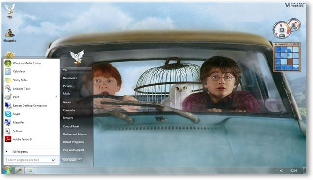 Harry Potter Wallpaper 03 - TechNorms