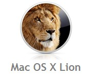 Mac OS X Lion Logo
