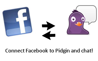 Use Facebook Chat in Pidgin