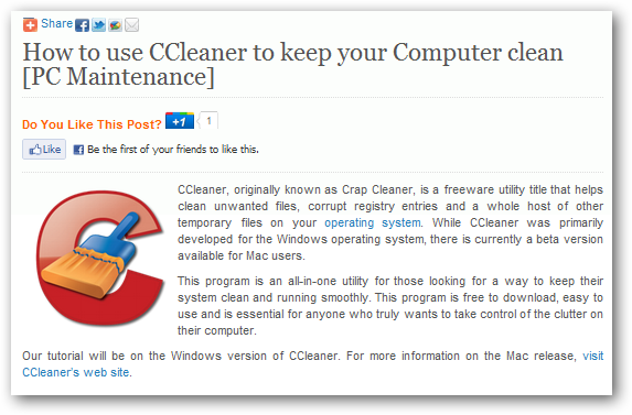 (2) ccleaner article to illustrate vt 1