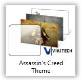 Assassin's Creed Windows 7 Theme