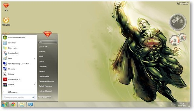 DC Comics Wallpaper 04 - TechNorms