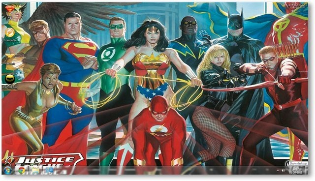 DC Comics Wallpaper 15 - TechNorms