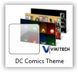 DC Comics Windows 7 Theme