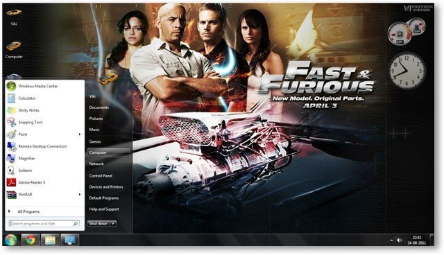 Fast and Furious Wallpapers 02 - TechNorms