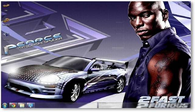 Fast and Furious Wallpapers 09 - TechNorms