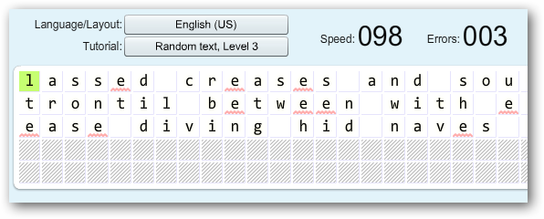 10 Apps that help you improve your Typing speed, while