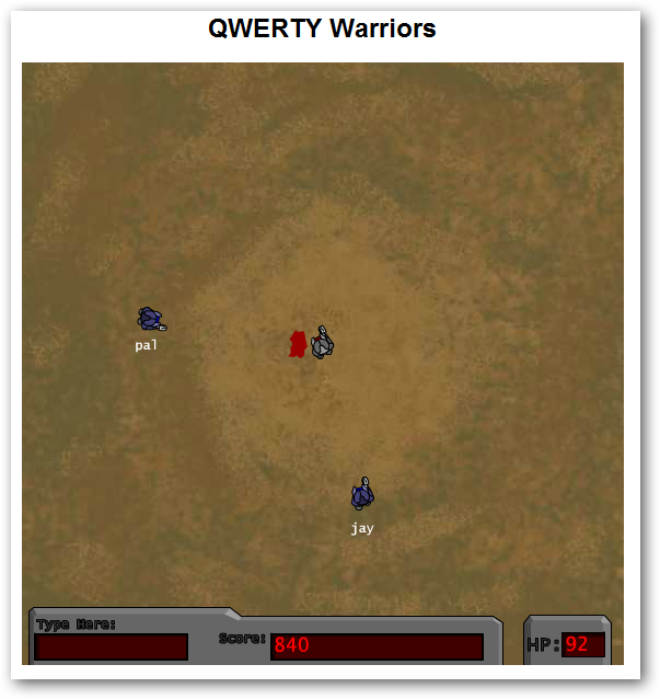 qwerty warriors 2