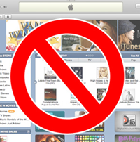 Just say no to iTunes