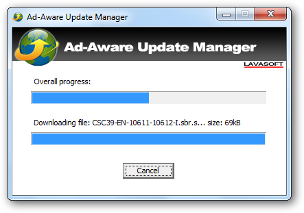 using-ad-aware-free-update-tool