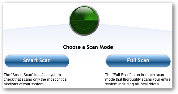 choose-a-scan-mode