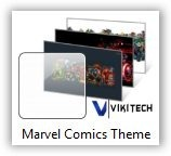 Download Windows 7 Marvel Comics Theme