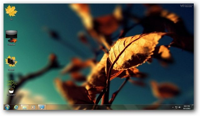 Autumn Wallpaper 07 - TechNorms