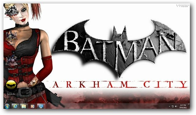 Batman Arkham City Wallpaper 07 - TechNorms