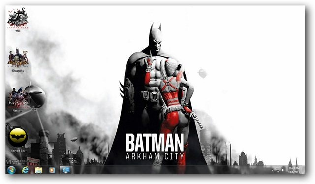 Batman Arkham City Wallpaper 11 - TechNorms