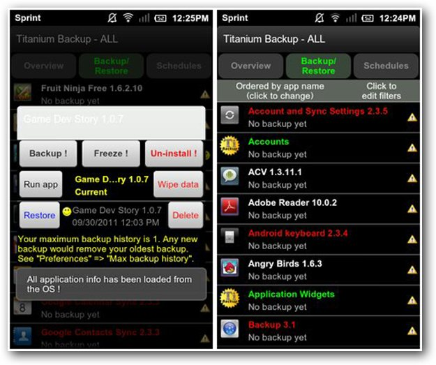 Titanium Backup The Best Backup And Restore App For Android