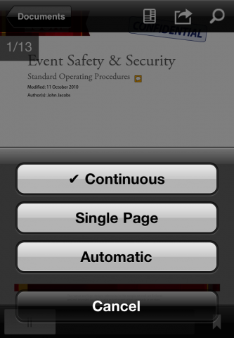 iphone pdf reader adobe reader app for iphone and is finally here 12119