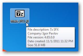 MakePE-3 Installation File