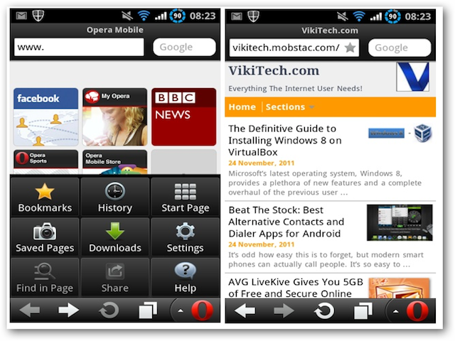 Best Alternative Web Browsers for Android - Beat The Stock