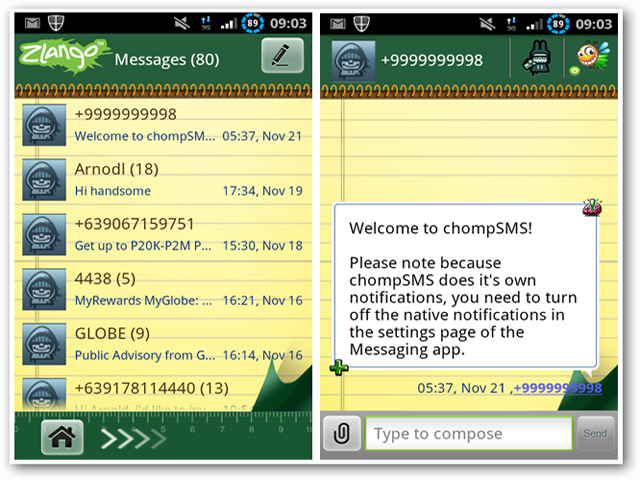Best Messaging Apps For Android Beat The Stock
