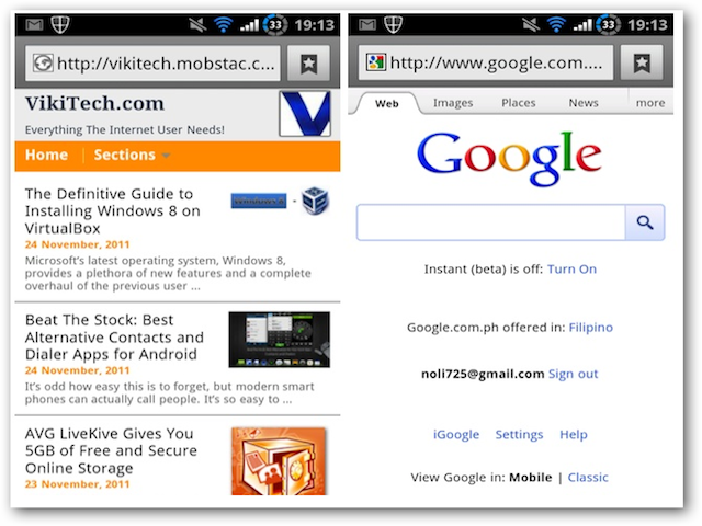 Best Alternative Web Browsers for Android