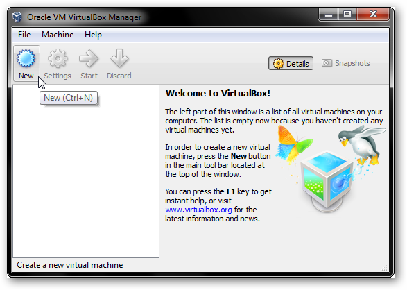 virtualBox-manager