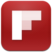 Flipboard for iphone app icon
