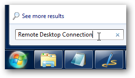 Remote Desktop Search