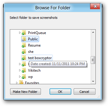 dropbox public folder-cloudshot