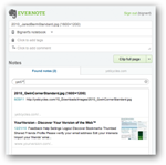 evernote web clipper-chrome apps