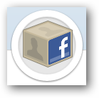 facebook block logo
