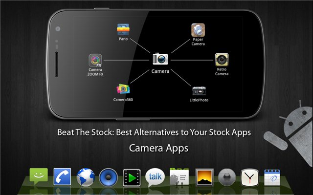 Best Alternative Camera Apps for Android - Beat The Stock