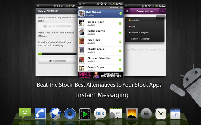 best-instant-messaging-apps-android