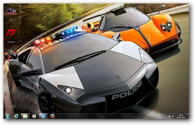Need For Speed Wallpaper 01