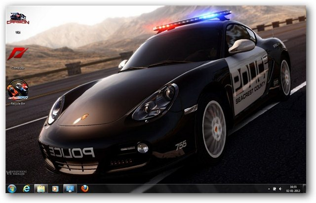 Need For Speed Wallpaper 03
