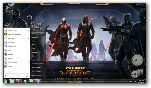 Star Wars The old Republic Wallpaper 02 - TechNorms
