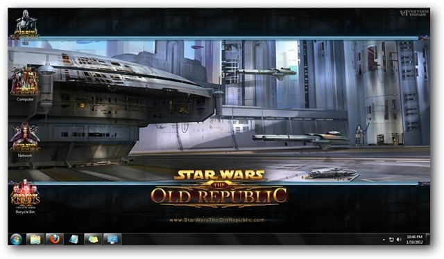 Star Wars The old Republic Wallpaper 03 - TechNorms