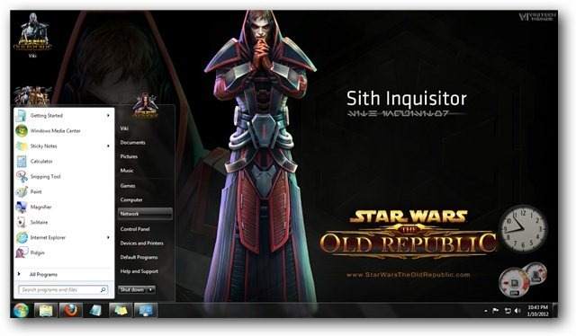 Star Wars The old Republic Wallpaper 04 - TechNorms
