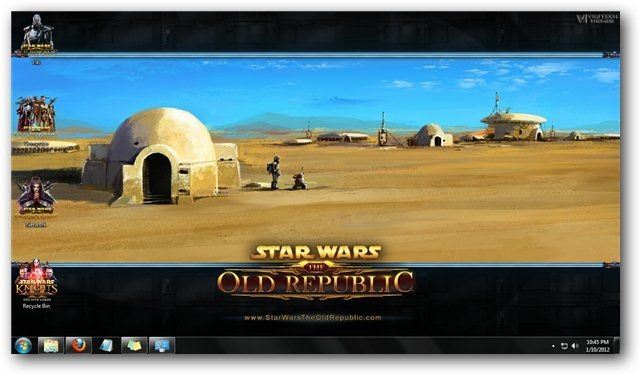 Star Wars The old Republic Wallpaper 05 - TechNorms