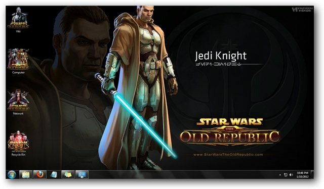 Star Wars The old Republic Wallpaper 07 - TechNorms