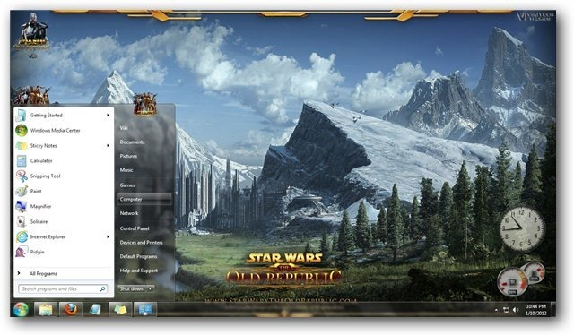 Star Wars The old Republic Wallpaper 08 - TechNorms