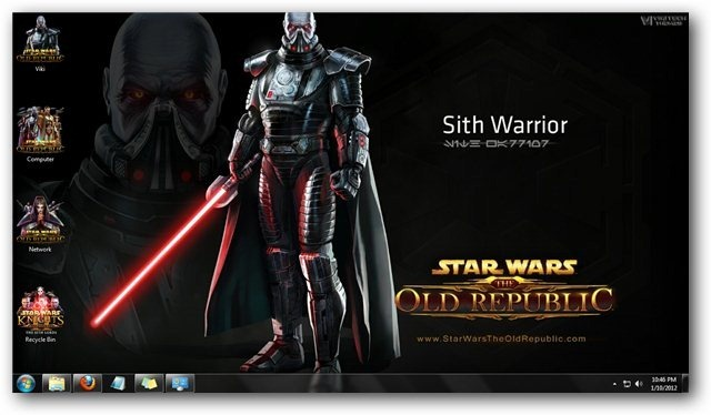 Star Wars The old Republic Wallpaper 11 - TechNorms