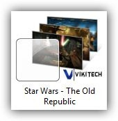 Star Wars The old Republic Windows 7 Theme