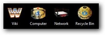 WWE Theme Icons - TechNorms