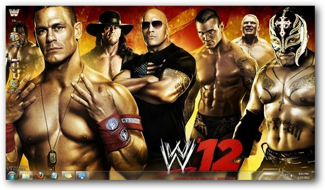 WWE Wallpaper 01 - TechNorms